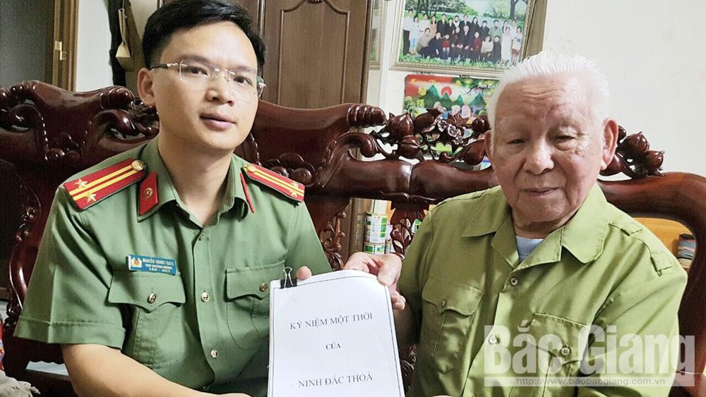 Đại tá Ninh Đắc Thỏa: Nhớ một thời gian lao mà anh dũng